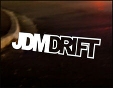 DRIFT JDM Decal vinyl sticker, VW Japan Euro Drift Audi Funny BMW MX5 Honda