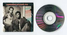 Boys Club 3-INCH-cd-maxi I REMEMBER HOLDING YOU © 1988 UK 3-track # DMCA 1316