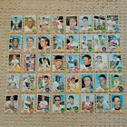 LOT+OF+40+1960s+TOPPS+BASEBALL+TRADING+CARDS+NOT+GRADED+LOOK+AND+SEE%21