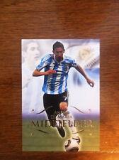2011 Futera Unique Football Soccer Card - Argentina  DI MARIA Mint