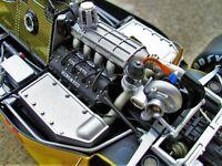 1 Vintage GP F 18 Indy Indianapolis 500 Cosworth 12 Race Car 24 Sport 43 Formula