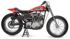 1980 HARLEY DAVIDSON XR750 VINTAGE RACING MOTORCYCLE POSTER 20x36 HI RES