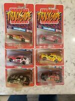 Lot of 6 vintage Trackside Limited Edition 1/64 by Funstuf 1992