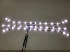 Samsung UN40H5103A Backlight Strips (2)BN96-34174A And (1)BN96-34175A New