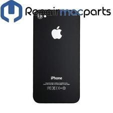 Coque arrière iPhone 4 noir - reconditionné - Grade 2