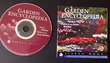 Garden Encyclopedia Pc Cd Guide Growing Plants Database Photos Record Windows 95