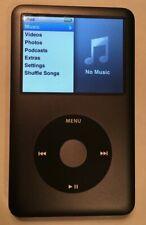 Apple iPod Classic 120 GB 7th Generation Black A1238 MB565LL/A Mint with Box