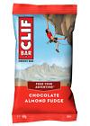 SALE! Clif Chocolate Almond Fudge 68g Bar x 3 PACK **BB 25 NOV 2021**