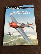 Aircraft Of The Aces - Soviet Aces Of World War 2