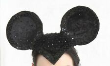 MICKEY MOUSE Handmade Hat Headpiece with SWAROVSKI crystals Fancy Costume party