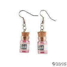 Love Potion Earring Kit Jewelry Making Spring Valentine Day