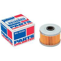 Parts Unlimited Oil Filter Suzuki LT160E QuadRunner 160 (1989)