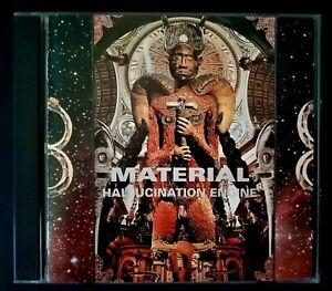 MATERIAL hallucination engine JAPAN CD AXIOM 1994