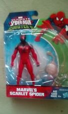 ULTIMATE SPIDER-MAN SINISTER 6 MARVEL'S SCARLET SPIDER