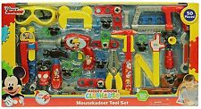 Disney Mickey Mouse Kadoer Tool Set Ages 3+ New Toy Build Tools Workshop Garage
