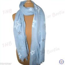 Markenlose Sterne Damen-Schals & -Tücher aus Baumwollmischung
