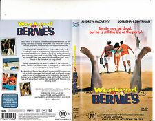 Weekend At Bernie's-2002-Andrew McCarthy-Movie-DVD