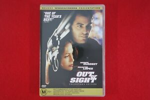 Out Of Sight - DVD - Free Postage !!