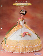 Belinda, Annie's Glorious Gowns Belle of the Ball crochet pattern