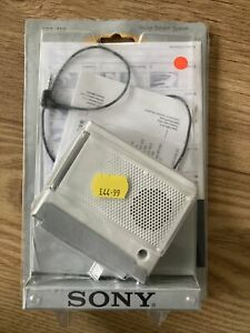 SONY SRS T55 Active Speaker System - New Sealed 2001 NOS