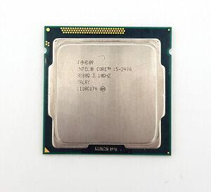 Intel Core i5 2400 3.1GHz Quad Core Sandy Bridge LGA1155 HD2000 Graphic CPU Only