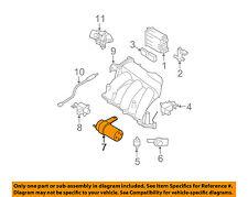 NISSAN OEM Emission-Tank 223702Y50A