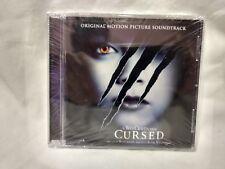 Rare Cursed A Wes Craven Film Original Motion Picture Soundtrack NEW      cd5049