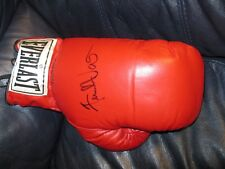 Fernando Vargas Signed Autographed  Boxing Glove Beckett Pre Certified