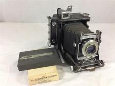 Vintage Graflex Speed Graphics Kalart Range Finder & Film Pack Adapter Model 2