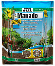@ JBL Manado Natural Substrate 16.4kg Plant Growth Root Soil Aquarium Fish Tank