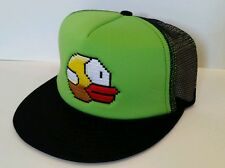 New Authentic Adult Flappy Bird Funny Hat Snapback Adjustable