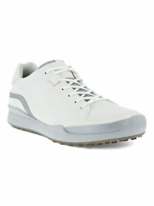 Ecco M BIOM Hybrid Golf Shoes - White -  Mens