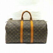 Louis Vuitton Keepal 45 M41428 Bag Free Shipping [Used]