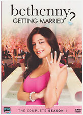BETHENNY GETTING MARRIED SEASON 1 (DVD, 2010) NEW WITH SLEEVE