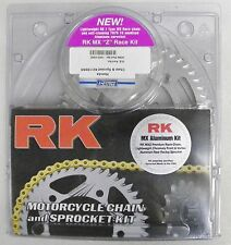 RK HONDA 125 CR CHAIN & SPROCKET KIT 1989 - 1999