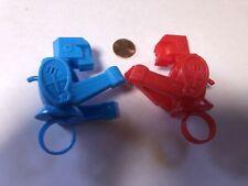 ROCK EM SOCK EM ROBOTS Finger Puppets.