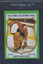 1973/74 Topps #010 Ken Dryden All Star NM *23