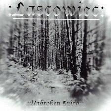 Lascowiec-unbroken Spirit CD, US Slavonic BLACK METAL