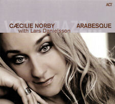 Cæcilie Norby with Lars Danielsson  – Arabesque CD NEW