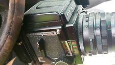 Mamiya RB67 Pro Medium Format Film Camera with 50mm Lens .