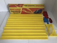 Vintage Matchbox Superfast SF-2 Loop Set + Extra Track - 1970 Toy - Please Read