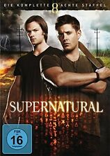 SUPERNATURAL, Staffel 8 (6 DVDs) NEU+OVP