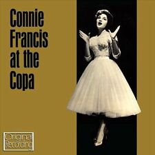 At the Copa by Connie Francis (CD, Jan-2012, Hallmark)