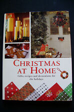 Christmas at Home - Gifts, Recipes and Decorations for the Holidays - Hardcover