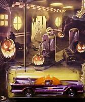 Hot Wheels Kroger 1966 TV Series Batmobile Halloween PURPLE George Barris 1/64