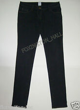 "BEAUTIFUL SASS&BIDE CHARCOAL BLACK SKINNY JEANS 30 ""NEON NIGHTS"" The New Grace"