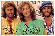 Bee Gees ++Autogramme++ ++Musik Legende 70er Jahre++