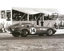 Vintage 8 X 10 Auto Racing Photo 1964 Daytona Shelby Cobra Daytona Coupe