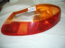 Porsche Boxster Cabriolet 986 Lamp Tail Light Rear Light Right no. 2252