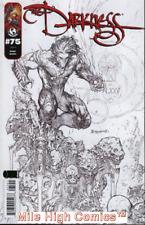 Darkness (2007 Series) (Image Top Cow) #75 E Very Fine Comics Book